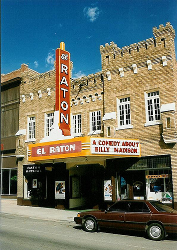 El Raton Historic Movie Theater